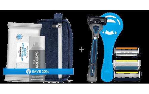 <Инструменты для бритья: как не ошибиться в выборе?